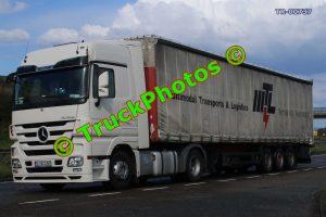 TR-00737 Mercedes Actros Reg:- SJ16CAR Op:- Multimodal Transport