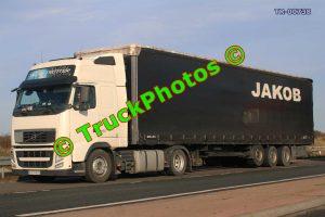 TR-00738 Volvo FH Reg:- RJA14810 Op:- Jakob