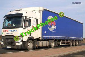 TR-00745 Renault  Reg:- WGM5RG3 Op:- EPO-Trans