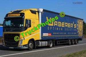 TR-00758 Volvo FH Reg:- NAT430 Op:- Waberer's