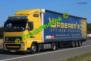 TR-00761 Volvo FH Reg:- MCU203 Op:- Waberer's