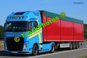TR-00764 Volvo FH Reg:- 1NTY618 Op:- Krakertrailers