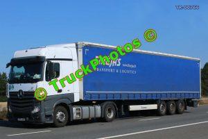 TR-00766 Mercedes Actros Reg:- JFN486 Op:- Finejas