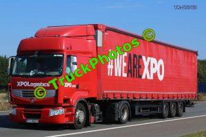 TR-00769 Renault  Reg:- FZI48241 Op:- XPO Logistics