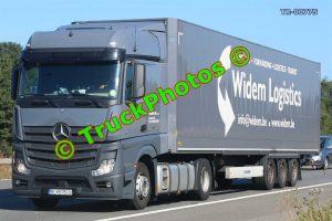 TR-00775 Mercedes Actros Reg:- BL815IU Op:- Widem Logistics