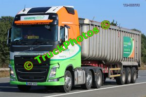 TR-00778 Volvo FH Reg:- GN66SVD Op:- Country Style