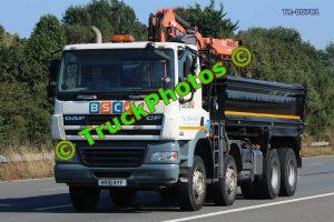 TR-00781 DAF CF Reg:- HY10VYF Op:- BSC