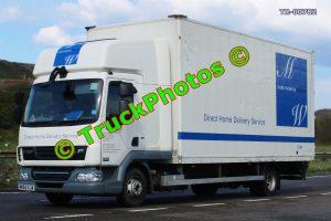 TR-00782 DAF LF Reg:- MK63XJA Op:- Mark Webster Designs