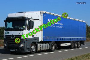 TR-00791 Mercedes Actros Reg:- HHO859 Op:- Finejas