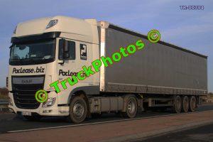 TR-00794 DAF XF Reg:- DAPL2163 Op:- PacLease