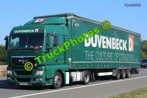 TR-00795 MAN  Reg:- BV38DVL Op:- Duvenbeck
