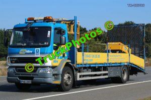TR-00796 DAF LF Reg:- PN63DRO Op:- HSS Hire