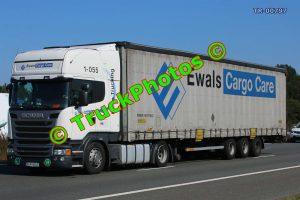 TR-00797 Scania R410 Reg:- KE156JF Op:- Ewals Cargo Care