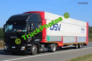 TR-00799 Iveco Stralis Reg:- DY851CV Op:- DSV