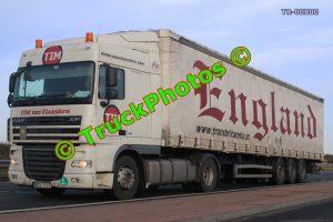 TR-00800 DAF XF Reg:- MOL231 Op:- England
