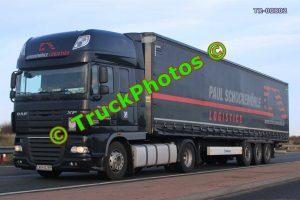 TR-00802 DAF XF Reg:- OKR02NP Op:- Paul Schockemohle