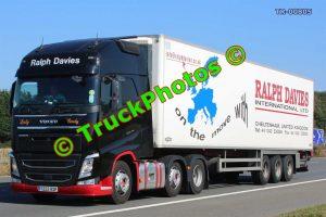 TR-00805 Volvo FH Reg:- Y222RDF Op:- Ralph Davies