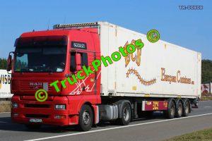 TR-00808 MAN  Reg:- SV76KOL Op:- ECS