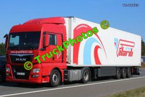 TR-00823 MAN  Reg:- 0328JFX Op:- Grupo filardi