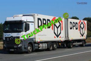 TR-00825 Mercedes Actros Reg:- ABAS448 Op:- DPD