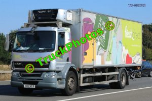 TR-00826 DAF LF Reg:- PO12XLD Op:- Freash Direct