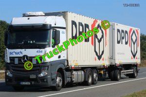 TR-00831 Mercedes Actros Reg:- ABAS446 Op:- DPD