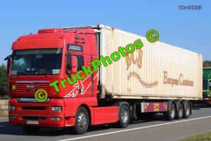 TR-00833 MAN  Reg:- SV43KOL Op:- ECS