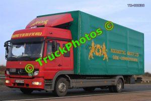 TR-00836 Mercedes Ateco Reg:- CO3825BM Op:- Niksmetal Group