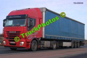 TR-00849 Iveco Stralis Reg:- B132CLA Op:-