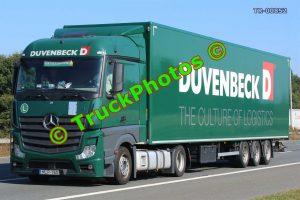 TR-00852 Mercedes  Reg:- MLP160 Op:- Duvenbeck