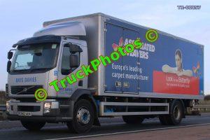 TR-00857 Volvo  Reg:- CN62AUV Op:- Rhys Davies
