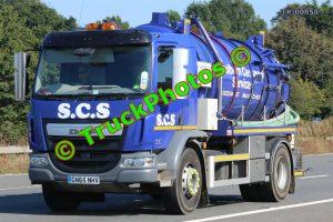 TR-00859 DAF LF Reg:- GN65NHV Op:- SCS