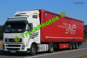 TR-00865 Volvo FH Reg:- BN12RUH Op:- Norbert Dentressangle