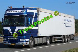 TR-00875 DAF XF Reg:- BZJT76 Op:- J de Groot