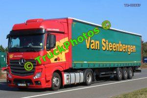 TR-00887 Mercedes Actros Reg:- 73PH90 Op:- Van Steenbergen