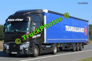 TR-00888 Renault  Reg:- B150BLR Op:- Transalliance