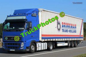 TR-00896 Volvo FH Reg:- EL859TS Op:- Brinkman Trans Holland
