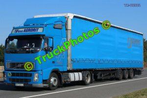 TR-00901 Volvo FH Reg:- ZR068JI Op:-  Agrorit
