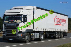TR-00906 Scania R450 Reg:- EY036MK Op:- Appio