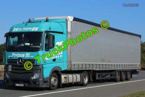 TR-00909 Mercedes Actros Reg:- B3530BX Op:- Prima91