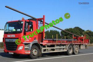 TR-00912 DAF CF Reg:- LN65UTY Op:- IS&G Steel