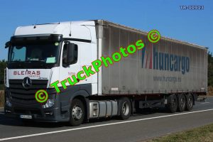 TR-00913 Mercedes Actros Reg:- HUU054 Op:- Huncargo