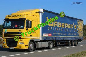 TR-00915 DAF XF Reg:- MIS295 Op:- Waberer's