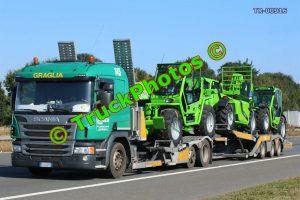 TR-00916 Scania P450 Reg:- FC466FF Op:- Graglia Torino