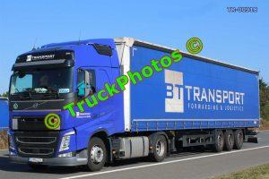 TR-00918 Volvo FH Reg:- ZV542DC Op:- BT Transport