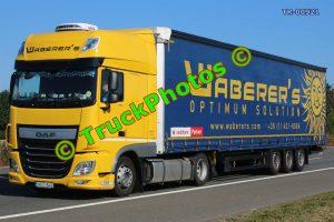 TR-00921 DAF XF Reg:- NOT540 Op:- Waberer's