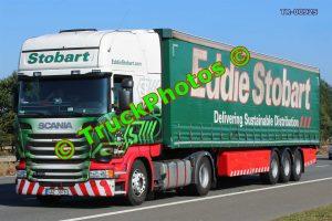 TR-00925 Scania R450 Reg:- 4AZ3978 Op:- Eddie Stobart