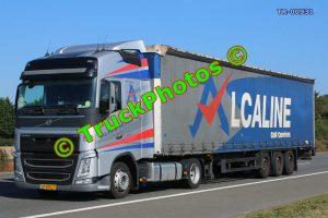 TR-00931 Volvo FH Reg:- 38BDS9 Op:- Alcaline
