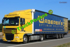 TR-00934 DAF XF Reg:- MLG166 Op:- Waberer's