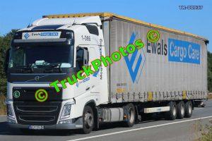 TR-00937 Volvo FH Reg:- KE135JN Op:- Ewals Cargo Care